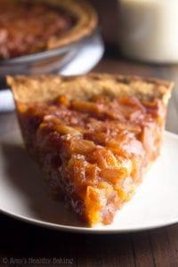 Healthy Pies - Apple Pie