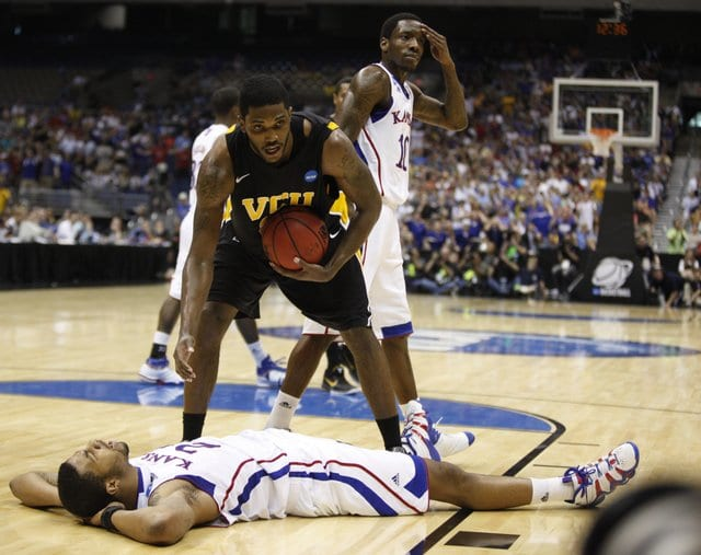 March Madness upsets VCU