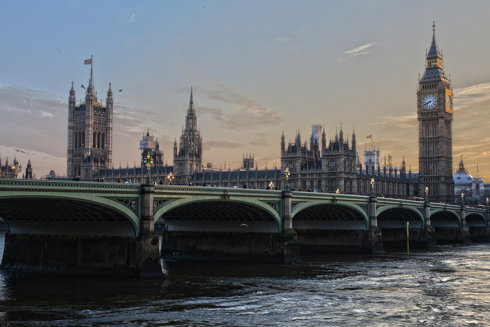 Most beautiful places London