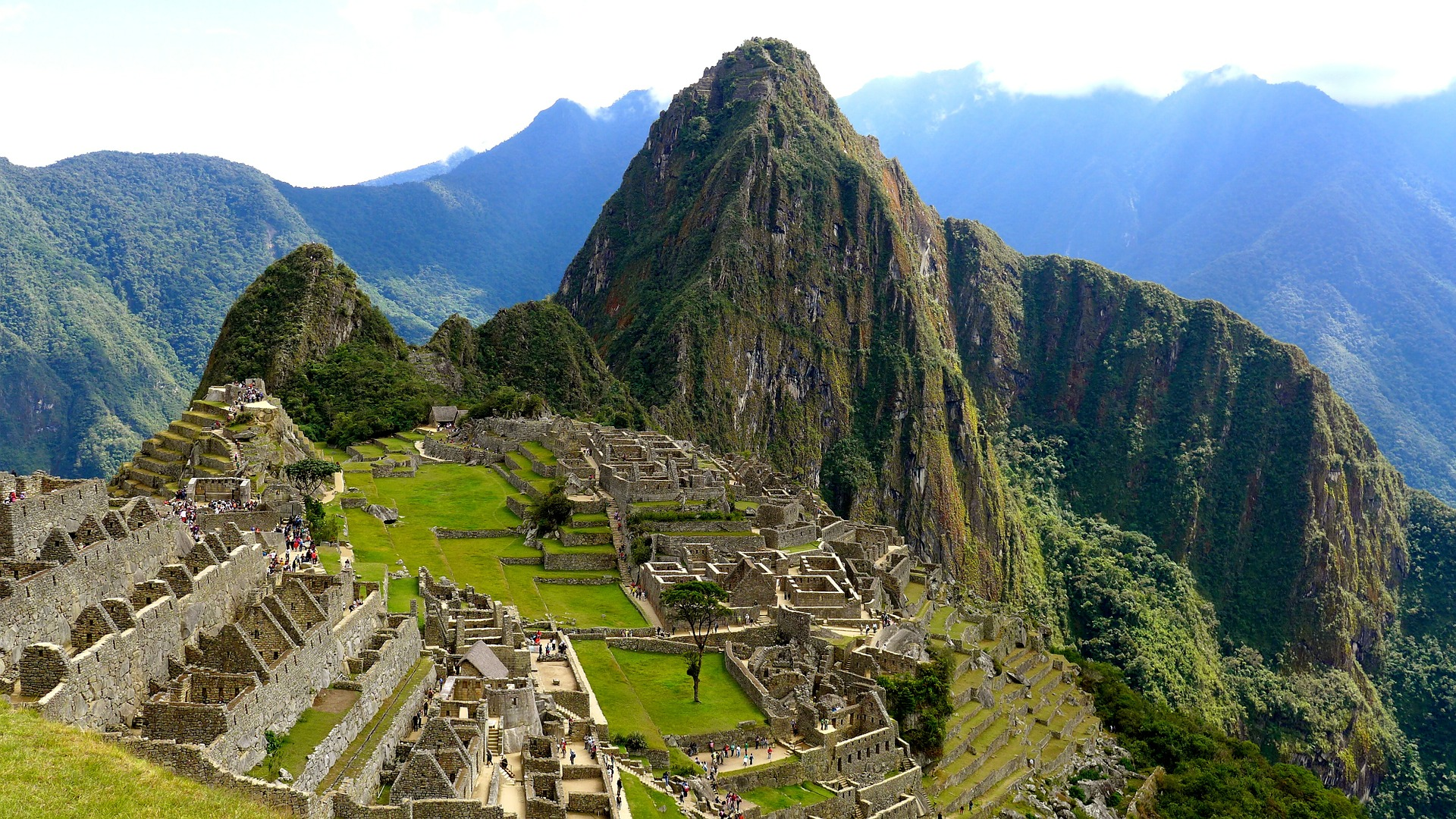 Most beautiful places - Machu Pichu