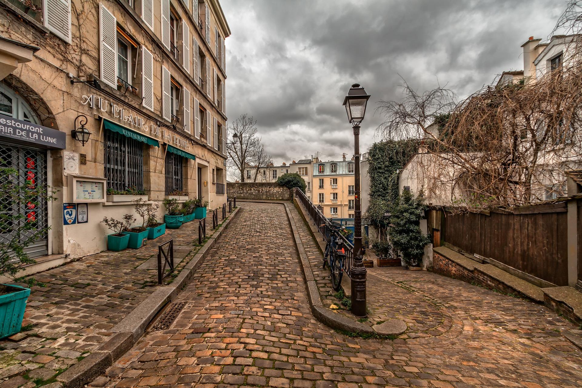 Most beautiful places Paris