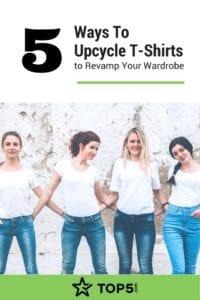 upcycle T-Shirts