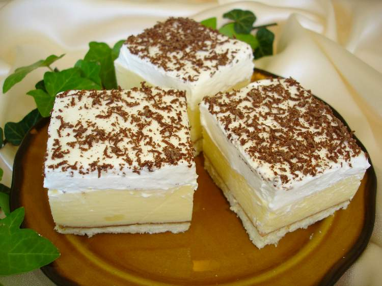 world class desserts