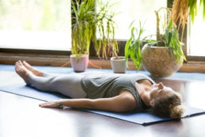 yoga poses before bed savasana