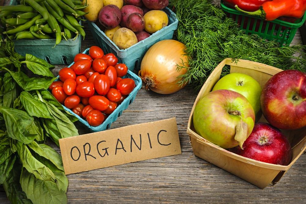 Science Myths Organic Food