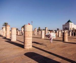 digital nomad in morocco