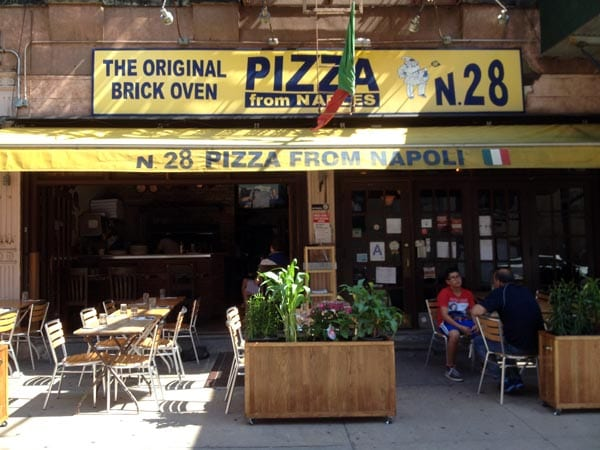 Best Pizza in NYC Numero 28