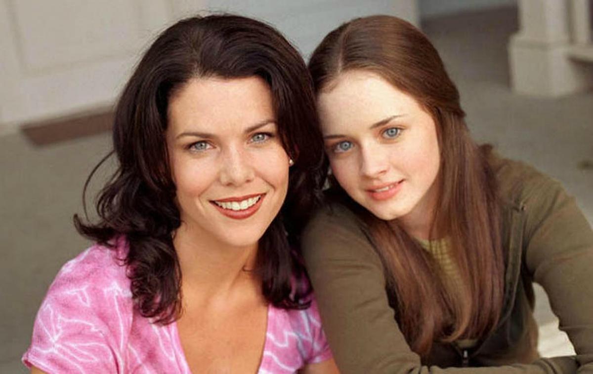 TV show reboots Gilmore Girls