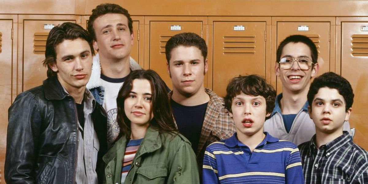 TV show reboots Freaks and Geeks