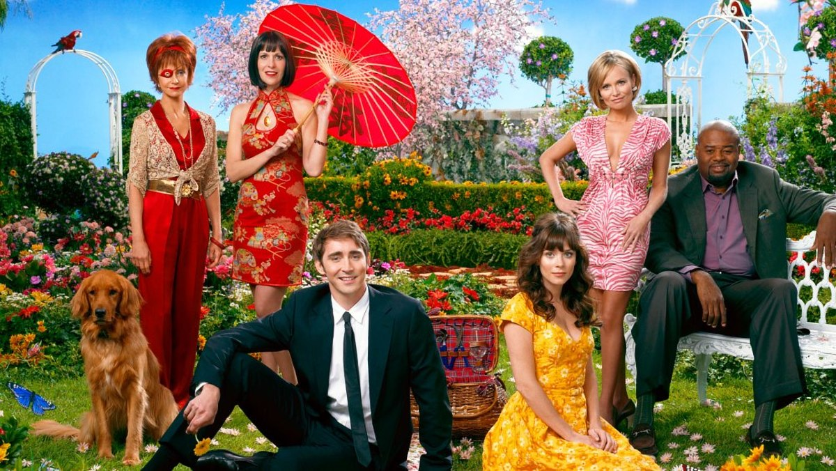 TV Show reboots Pushing Daisies