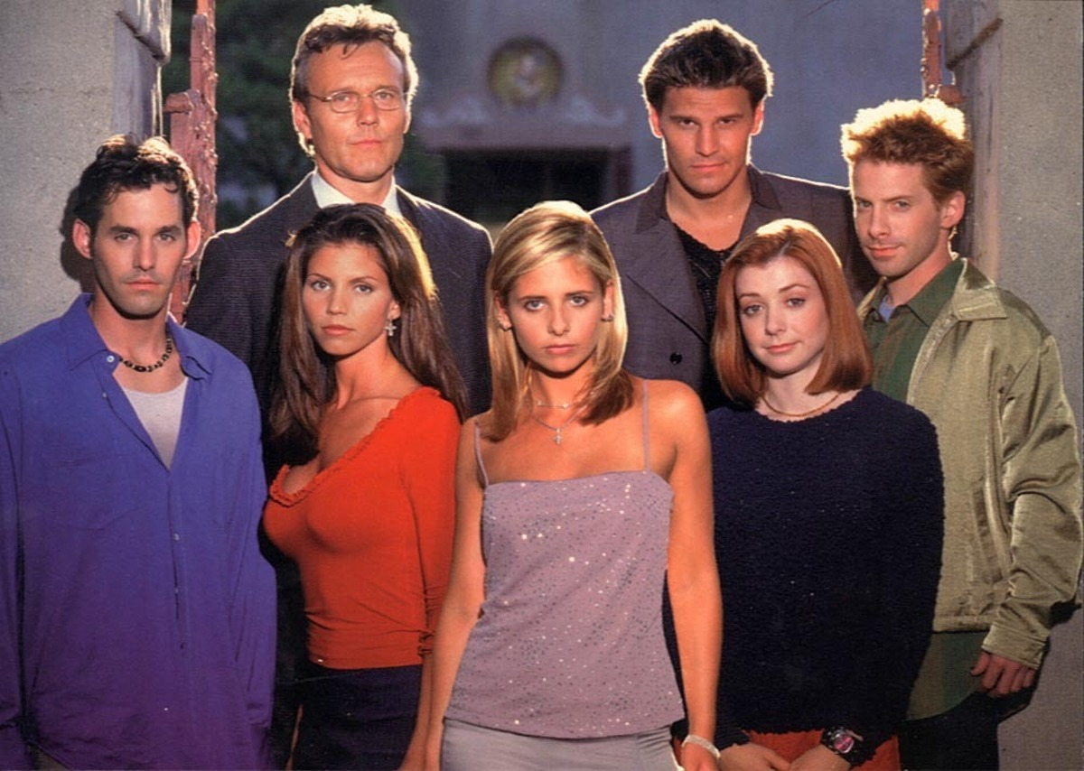 TV show reboots Buffy the Vampire Slayer