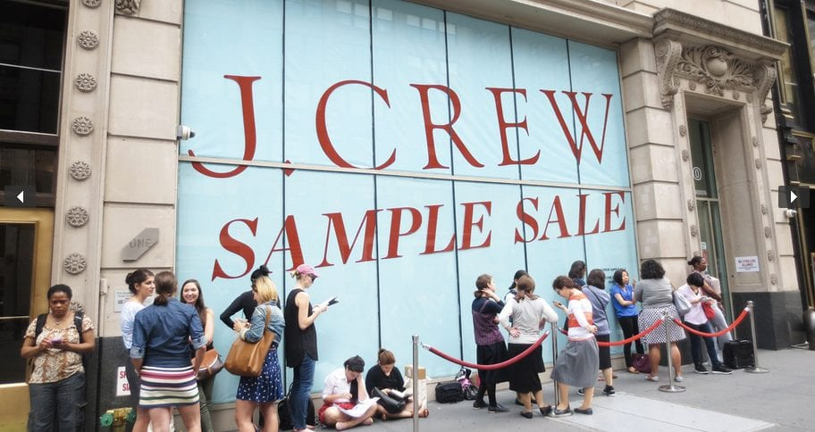 Cheaper in NYC Sample Sales