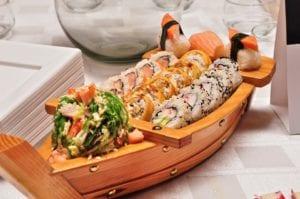 Cheaper in NYC Sushi