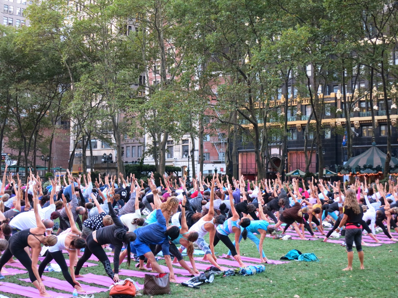 Cheaper in NYC Yoga
