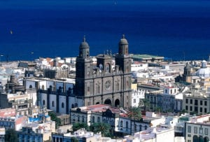 Digital Nomad in the Canary Islands - City Life