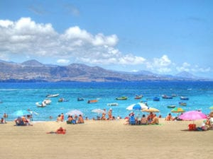 Digital Nomad in The Canary Islands