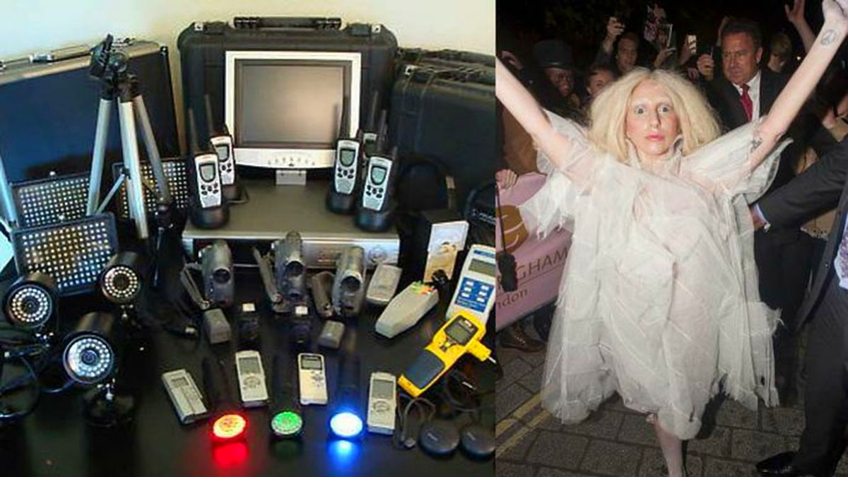 celebrity purchases Lady Gaga