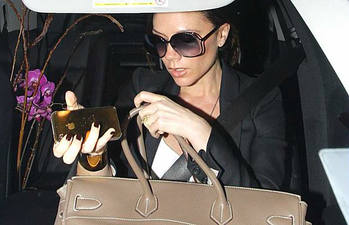celebrity purchases Victoria Beckham