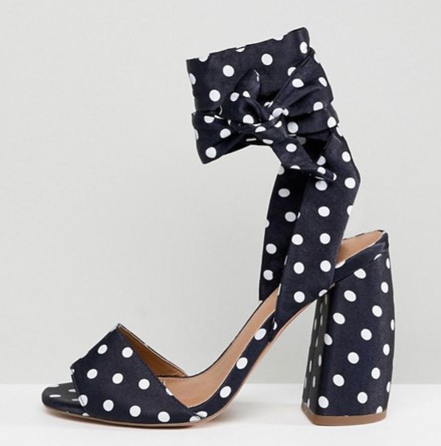 asos harvest wide fit heeled sandals
