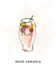 Best Rose Wine Rose Sangria