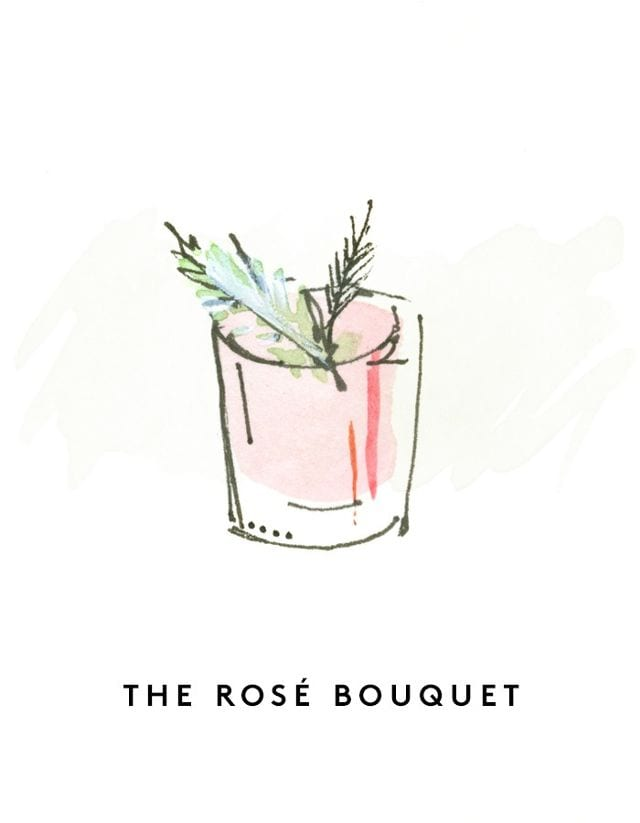 Best Rose Wines Rose Bouquet Cocktail