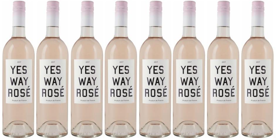 Best Rose Wines Yes Way Rose