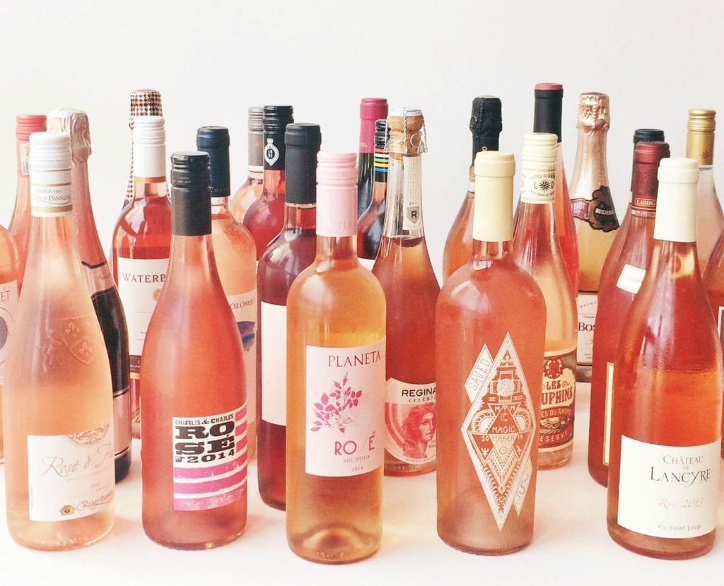Top 5 Rosés  Under $20 To Celebrate The Start of Rosé Season