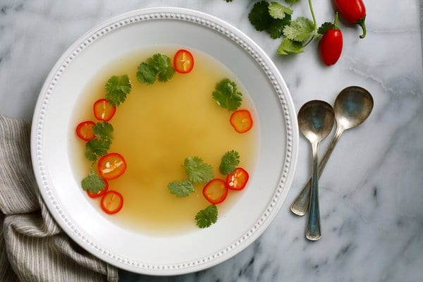 Top 5 Sick-Day Soups To Make from The New York Times