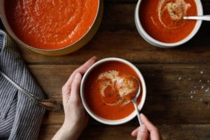 Best Soups When Sick Tomato Soup