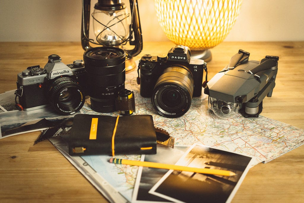 Best Travel Cameras to Document Your Next Vacation