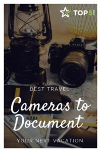 best travel cameras -Pinterest
