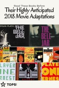 book to movie adaptations 2018 - Pinterest