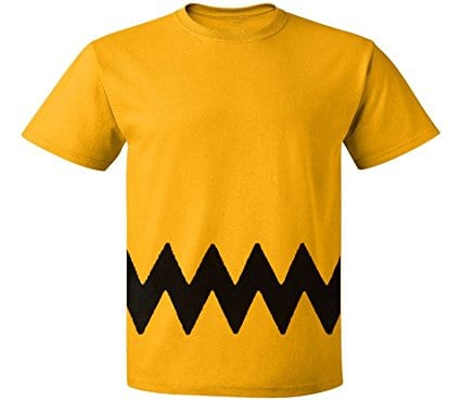 tshirt design charlie brown