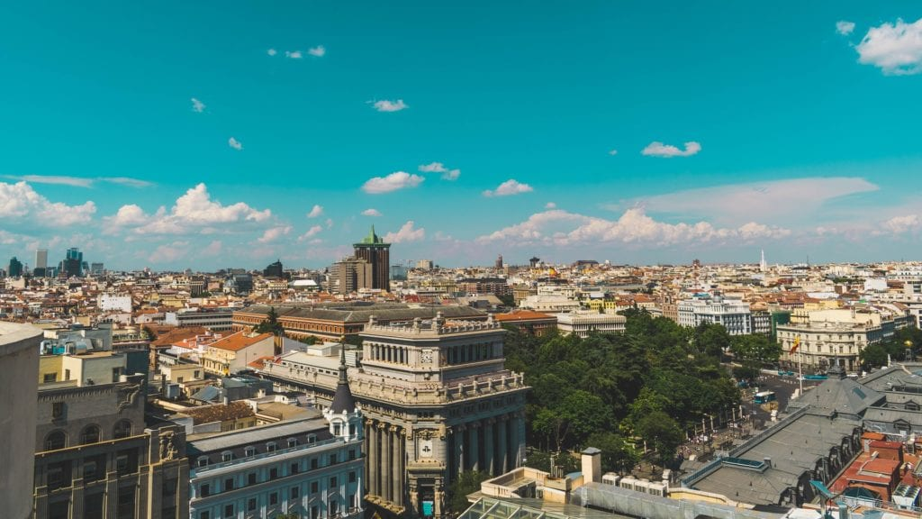 Your Guide To Becoming A Digital Nomad in Madrid