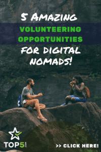 digital nomad volunteering