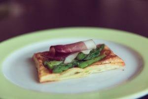 Easy appetizer recipes asparagus tart