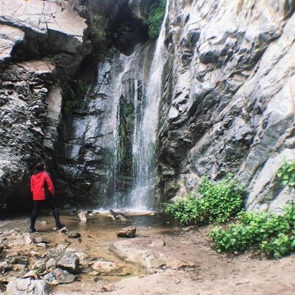 hiking in Los Angeles Altadena