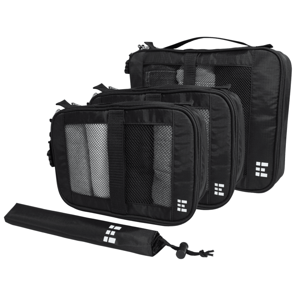 Female Travel Packing Cubes