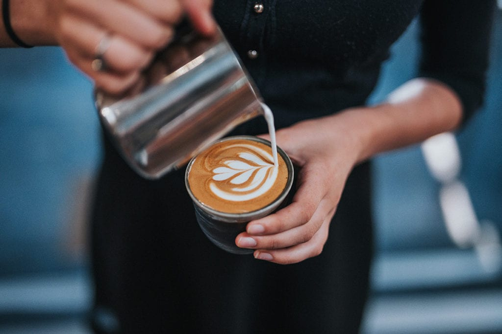 10 Places To Get the Perfect Flat White In New York City