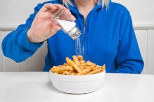 Salt Food Cravings