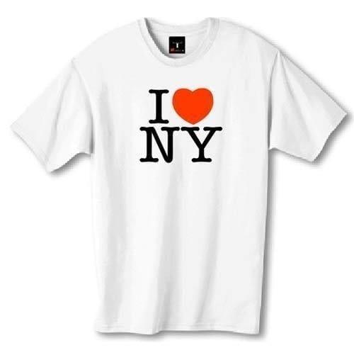 tshirt design i love ny