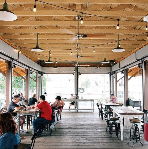 Groundwork Coffee LA's Best Coffee Shops