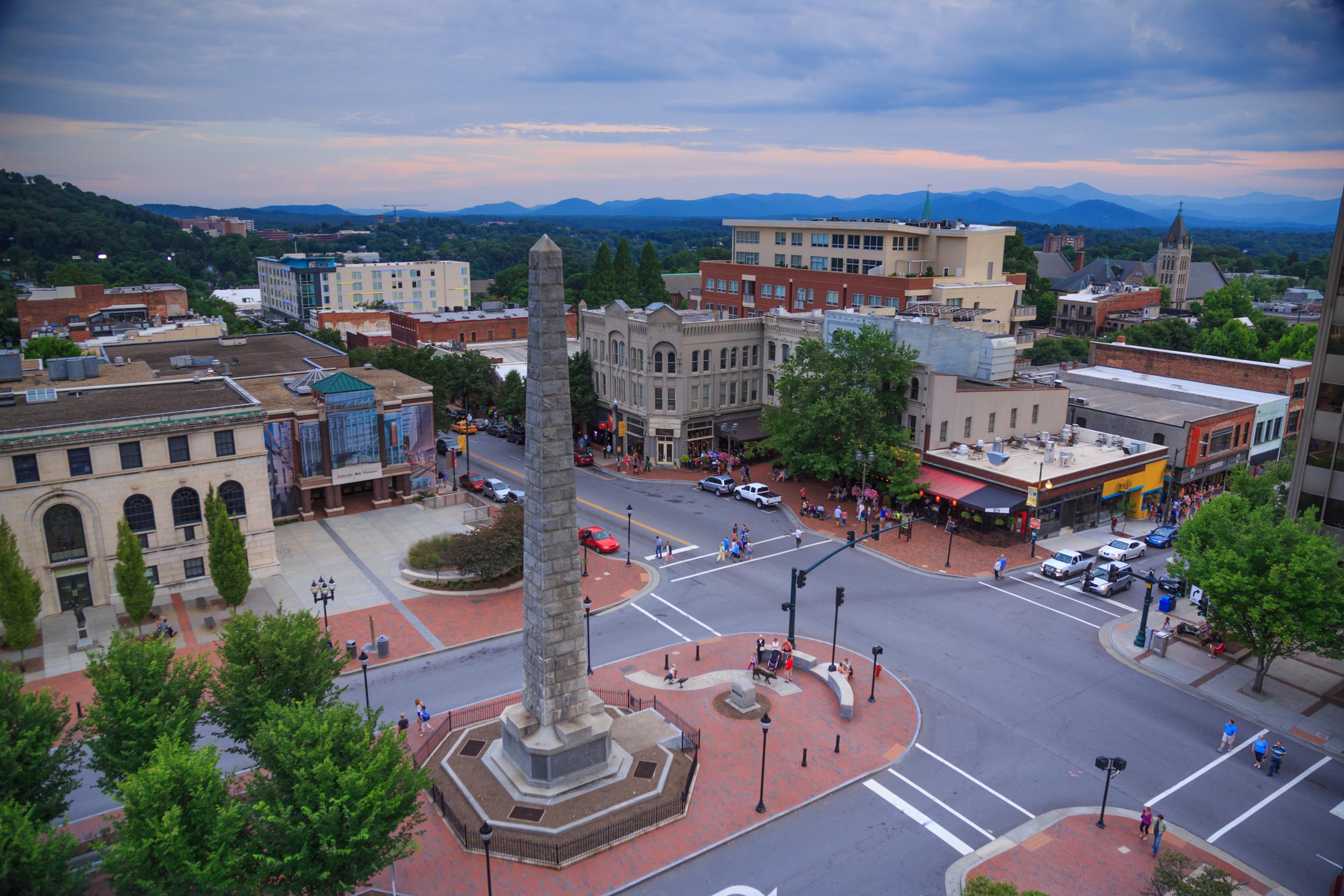 healthiest places asheville nc