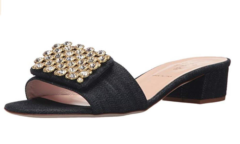 kate spade new york women's mazie heeled sandal