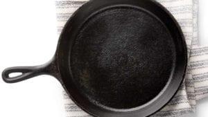 Kitchen Tools Cast Iron Skillet