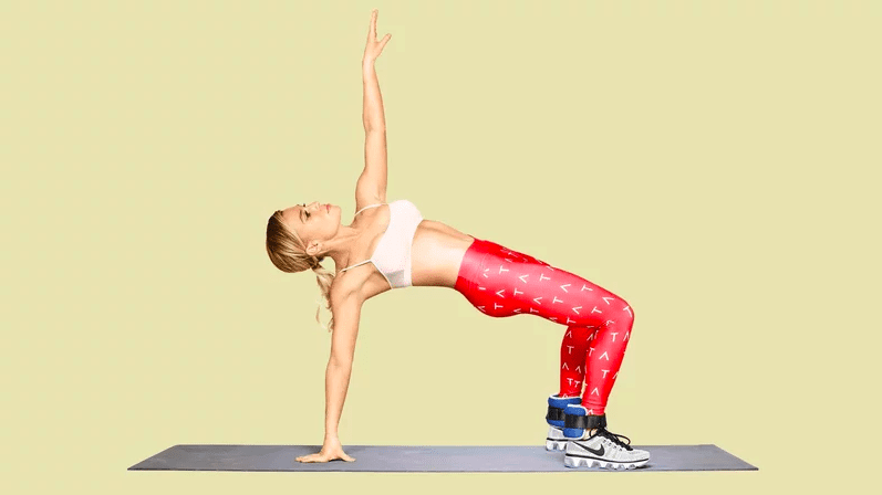 Get Your Body Beach-Ready with These 5 Leg Exercises from Celebrity Trainer Tracy Anderson