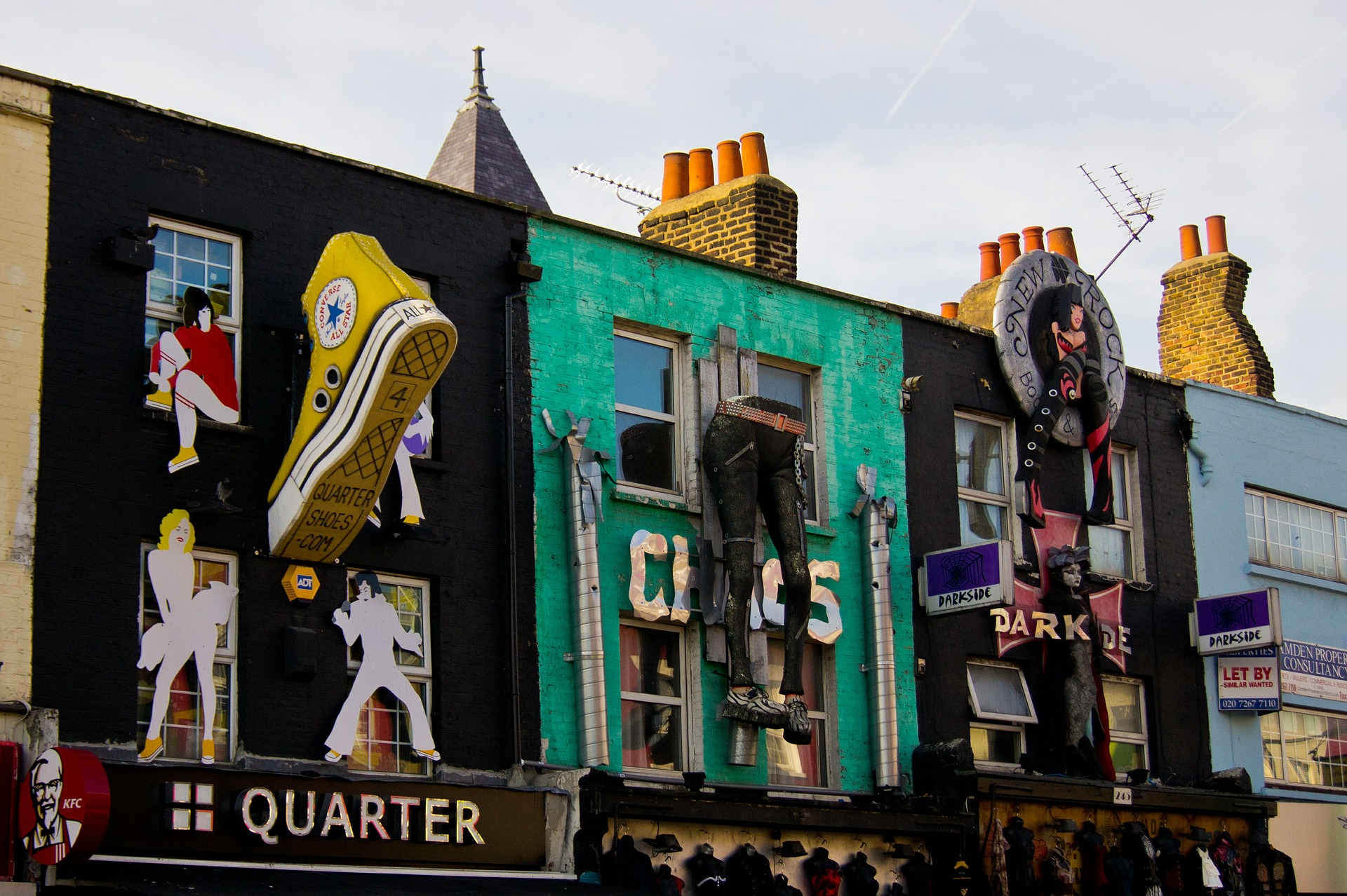 best neighborhoods in london