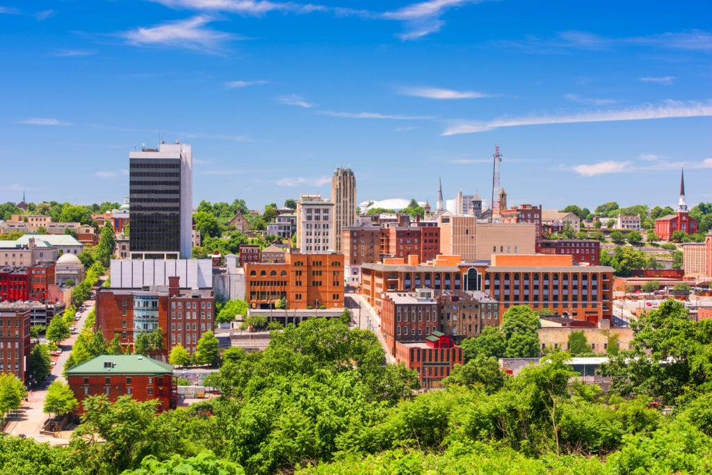 healthiest places lynchburg virginia usa