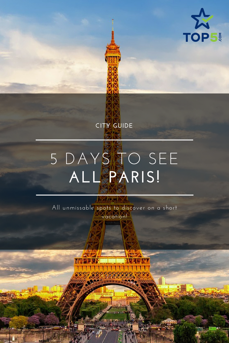 must-see in paris