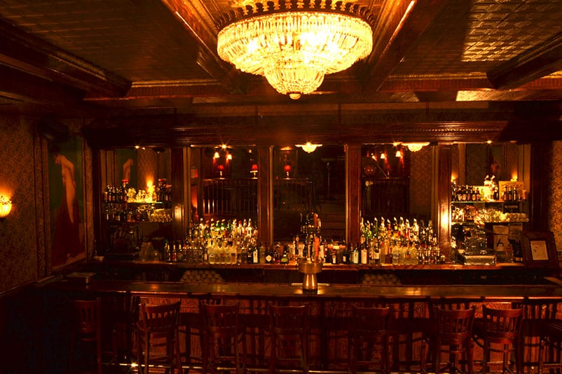 new york city speakeasy